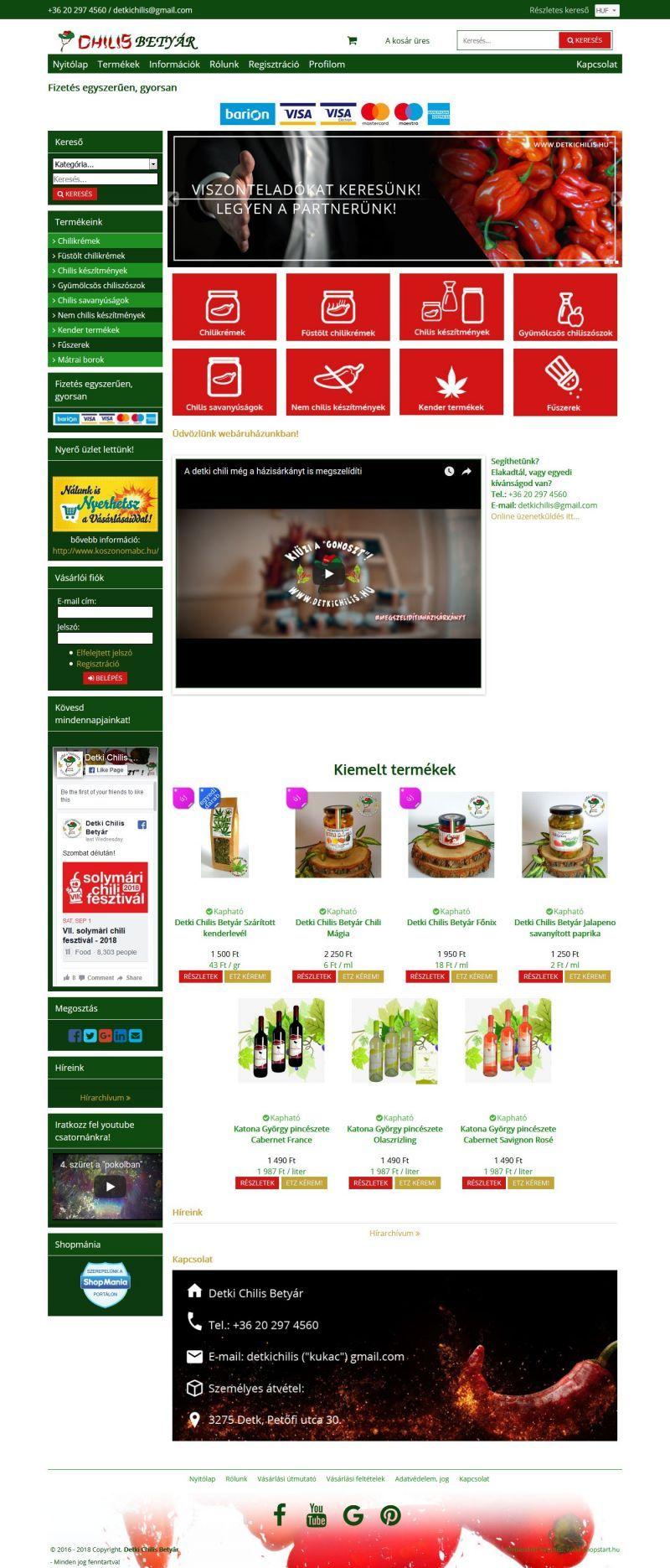7ee3b70419 Shopstart webáruház referenciák | Webáruház készítés | Pinterest