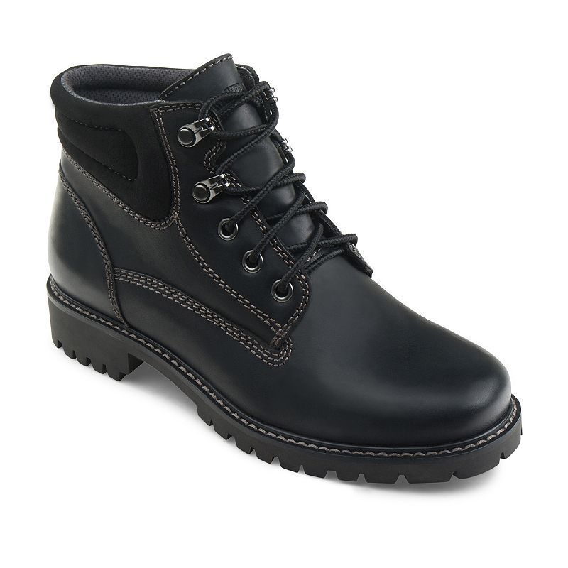 aa077d727bd38 Retro Pu Martin Knight Lace Up Flat Ankle Boots ($13) ❤ liked on Polyvore  featuring shoes, boots, ankle booties, newchic, black, b… | My Polyvore  Finds ...