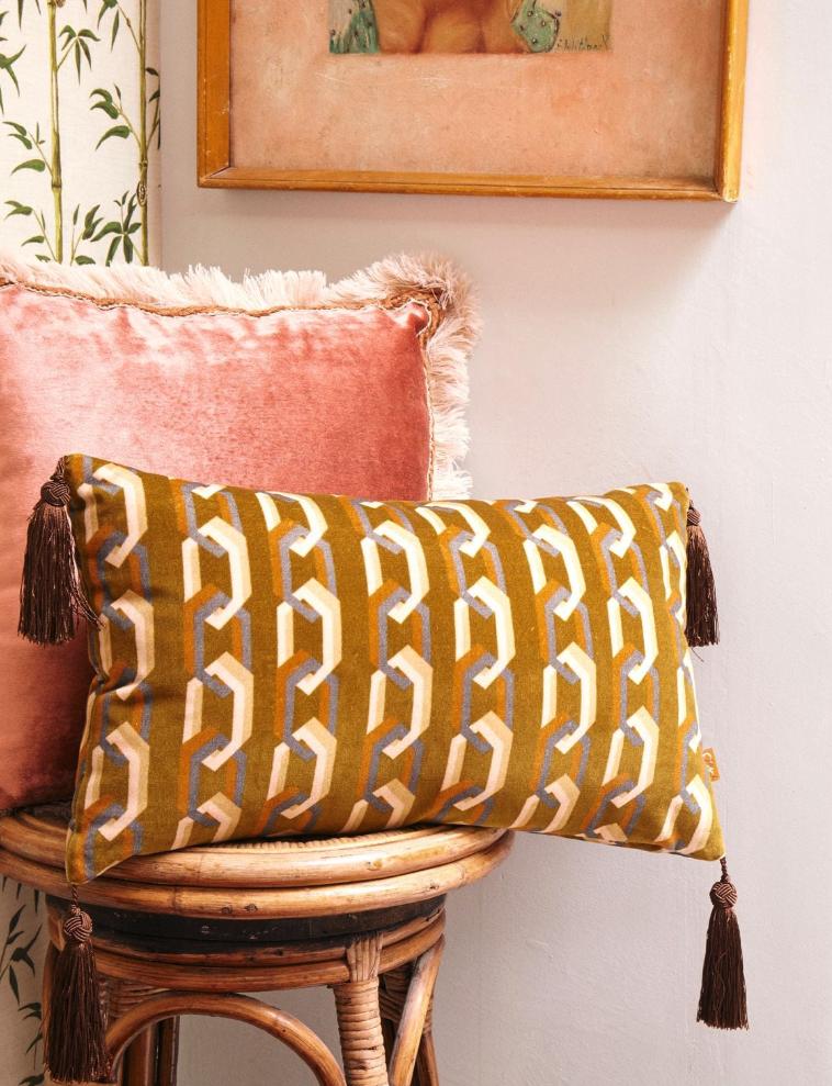 30 Throw Pillows to Jazz Up Your Sofa