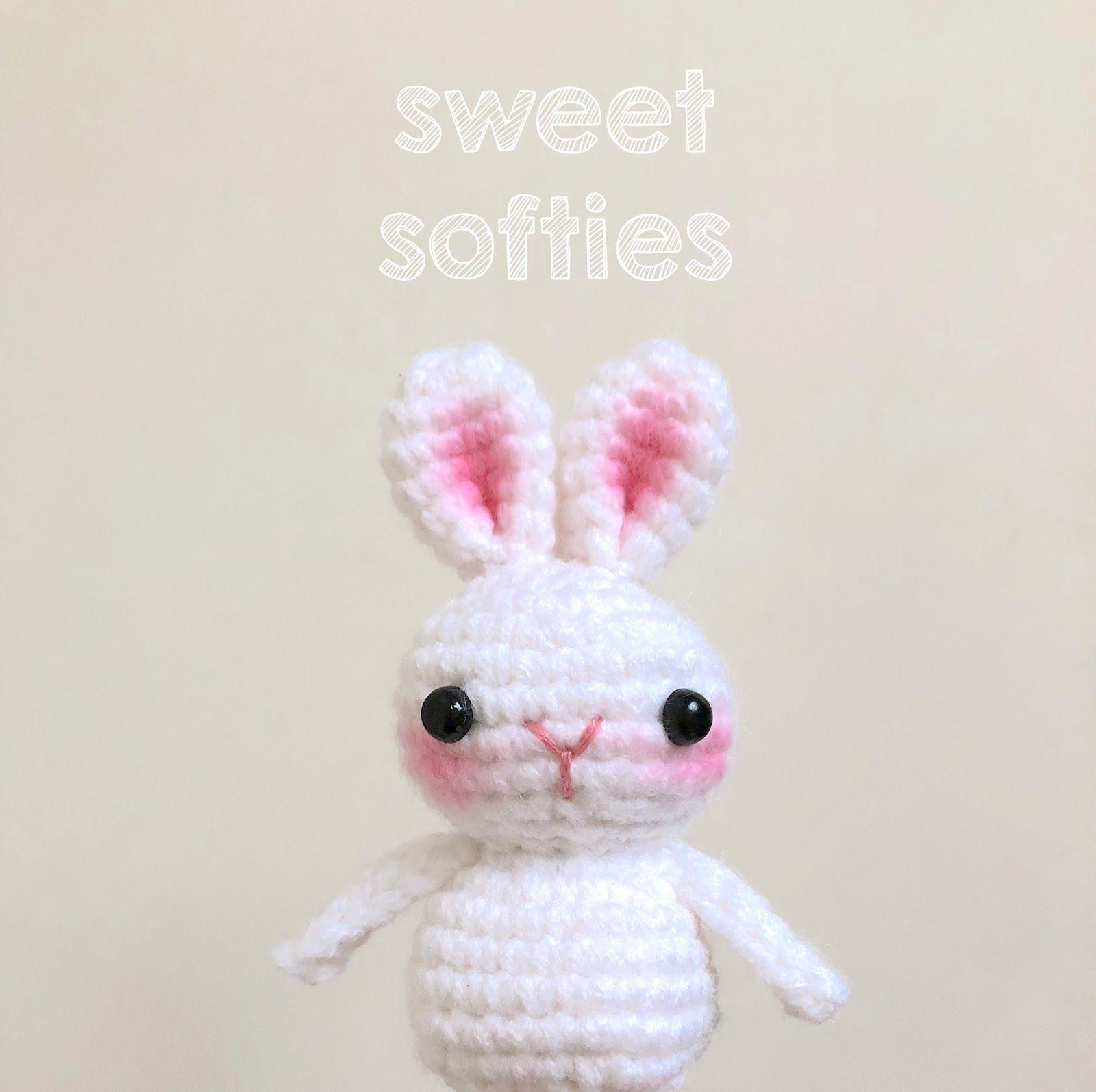 Some-BUNNY To Love (Free Crochet Pattern) | Amigurumi | Pinterest