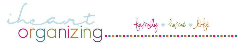 organizing blog