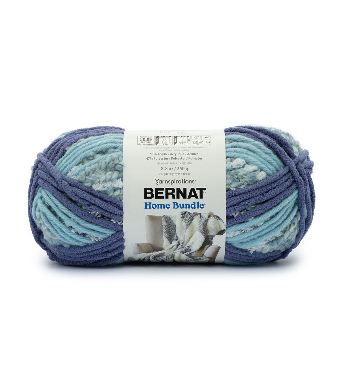 Needles Acrylic Knitting Yarn 8 Ply 100g Ball MULTI PURPLE HAZE