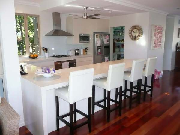 Modern White Kitchen Design Timber Kitchen Renovation Massive Simple Timber Kitchen Designs Inspiration