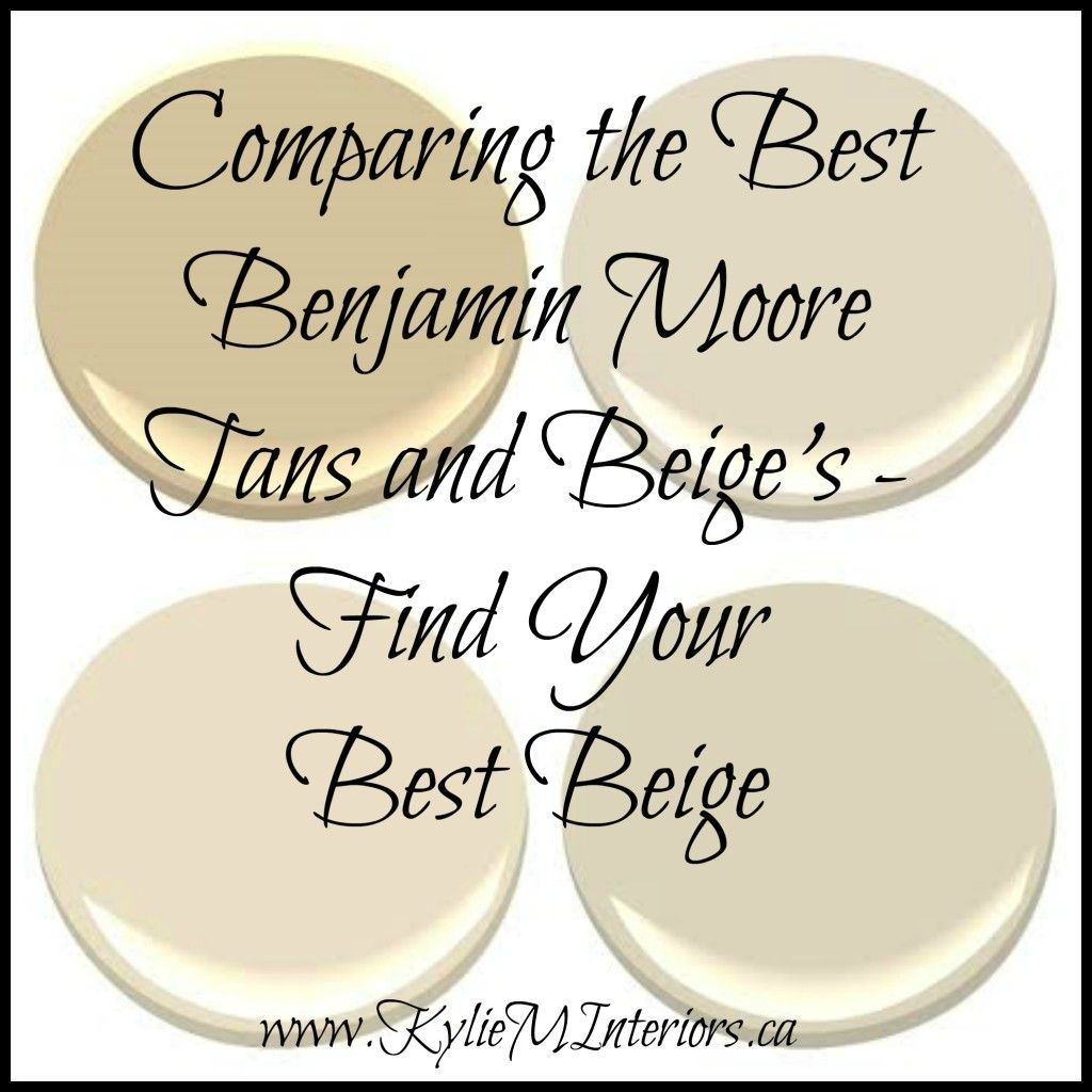 8 Best Th Main Paint Color Sw Canvas Tan Images On: Comparing The Best Benjamin Moore Neutral / Tan Paint