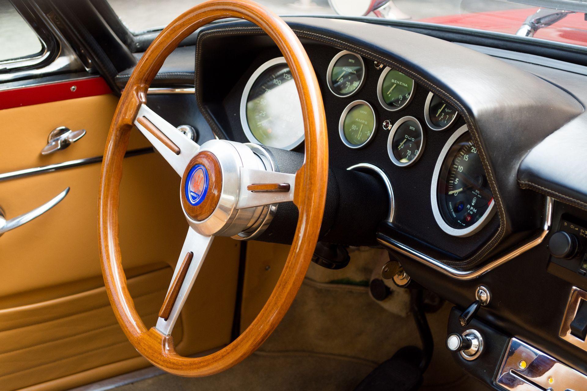 1967 Maserati Mistral 4 0l Coupe Bring A Trailer