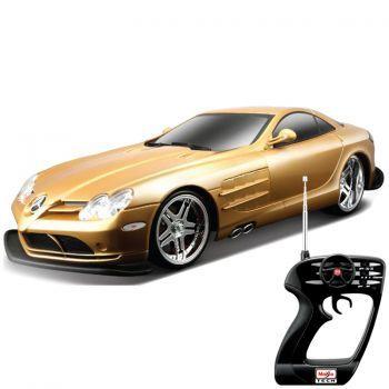 Maisto Tech Mercedes Mclaren 1 10 Uzaktan Kumandali Araba Mclaren Mercedes Sports Car