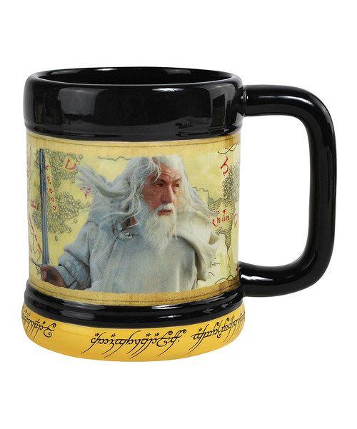 Loving This Gandalf Mug On #zulily! #zulilyfinds