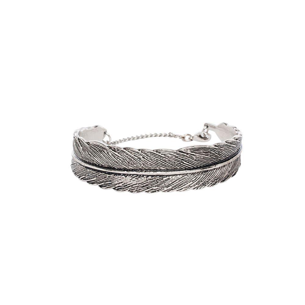 I love the timi Feather Bracelet from LittleBlackBag