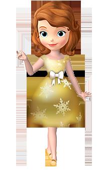 Princesita Sofía Diversión De Gala Disney Junior Latam