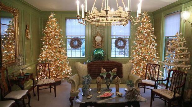 Christmas Decorations, Martha Stewart