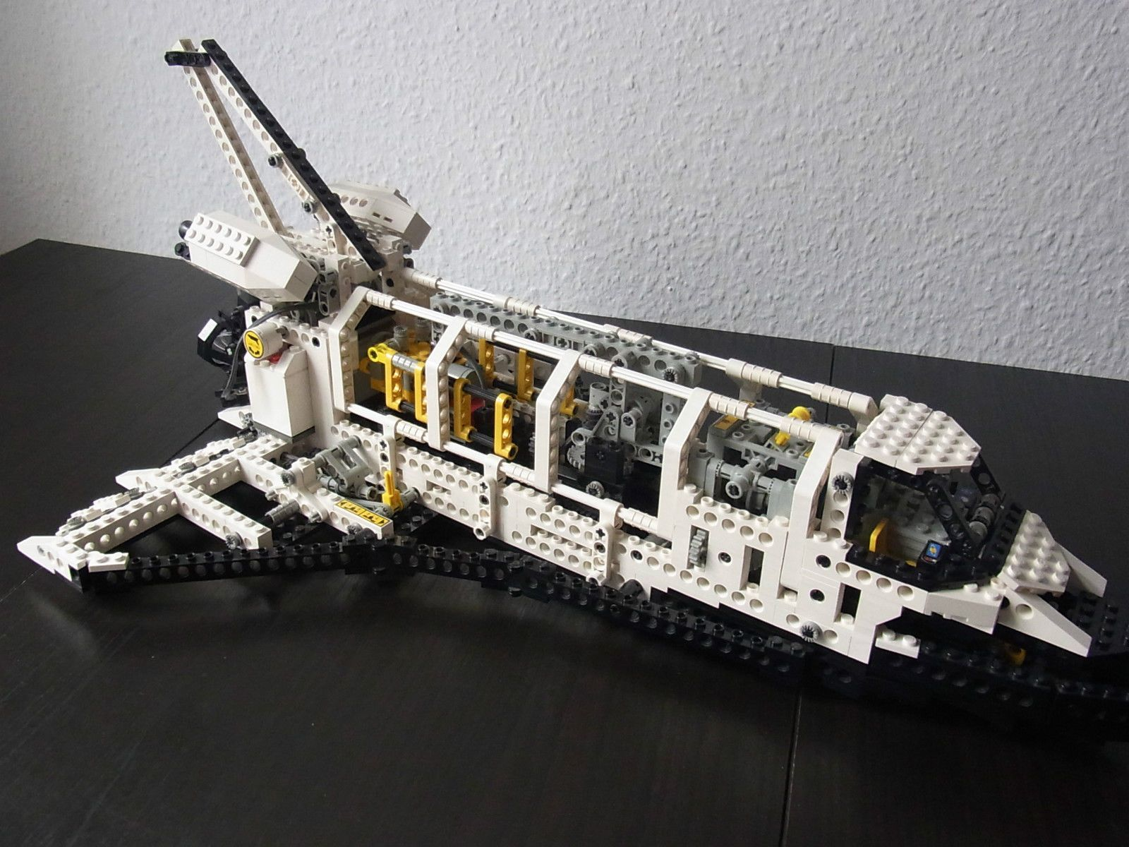 space shuttle lego technic - photo #6