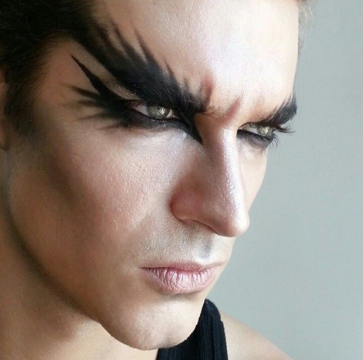 gothic men makeup wwwpixsharkcom images galleries