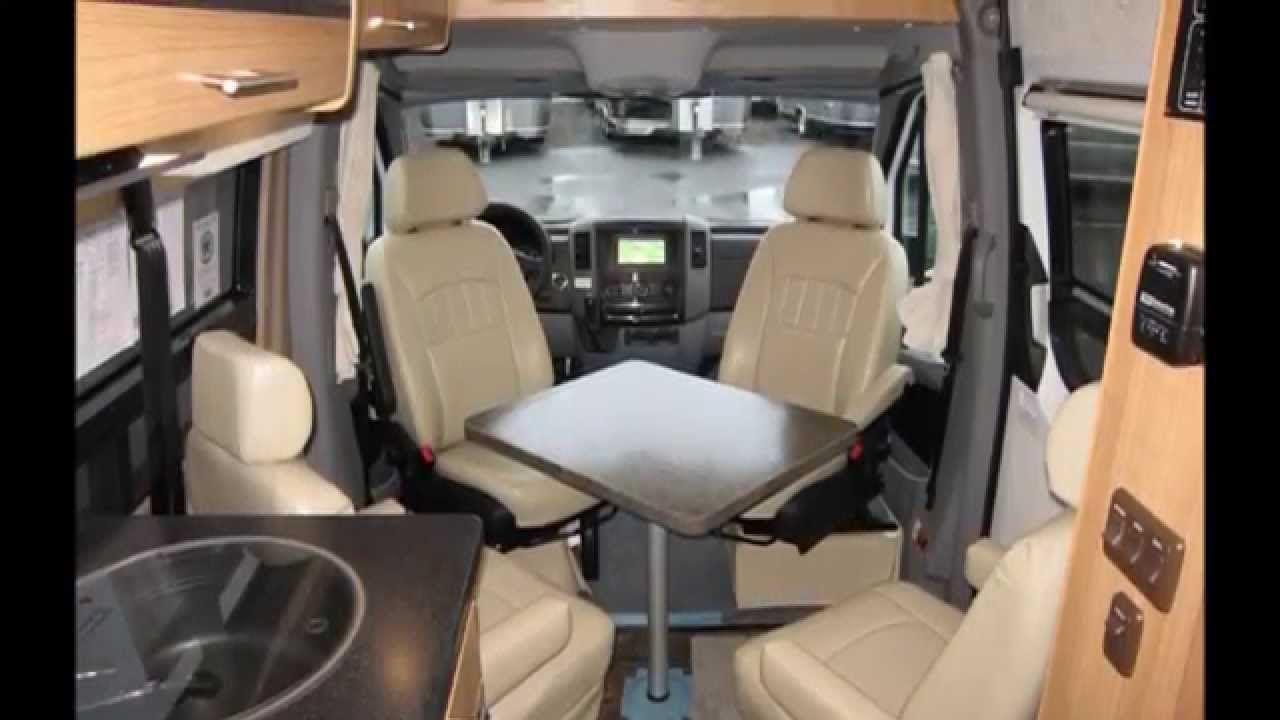 4x4 motorhomes interior era 70x mercedes benz for Mercedes benz sprinter based motorhomes