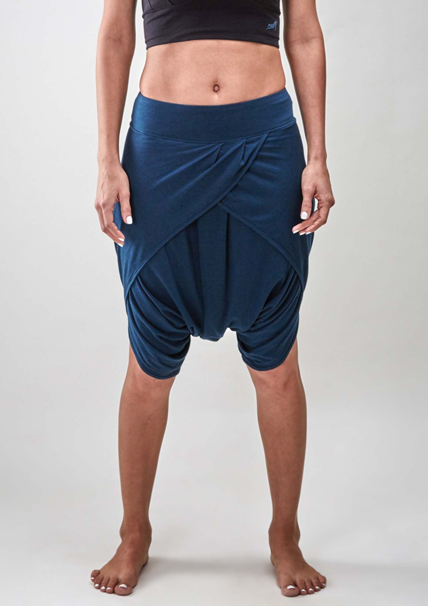 5e6a1146a42c8 Pilates Proyog Womens Organic Yoga Dhoti Shorts