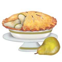 Pear Pie Mary Lake-Thompson