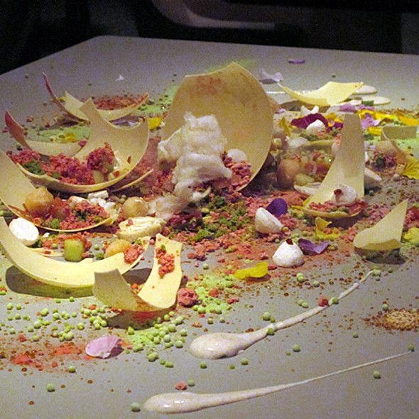 Alinea Restaurant In Chicago Owner Grant Achataz Spend Up To 500
