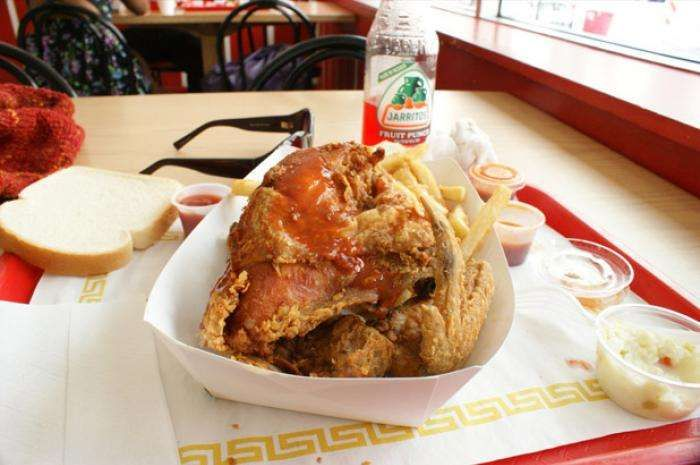 Harold's Chicken Shack: Chicago Known as President Obama's