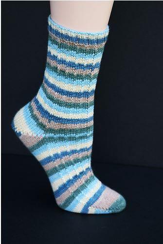 Loom knitted Schooner Socks « Knitting Board Blog | How2/Pattern ...