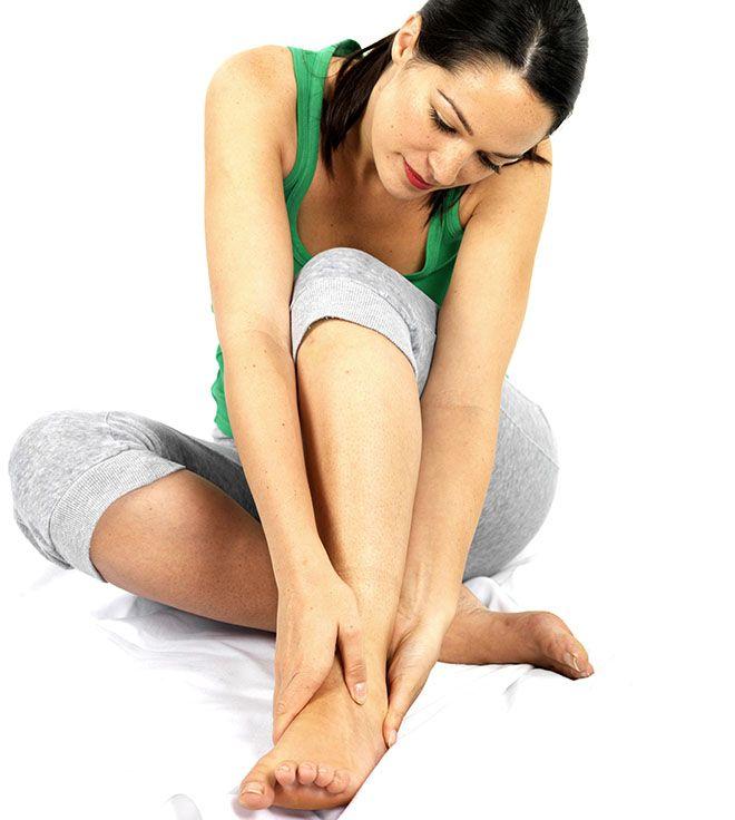 Principales lesiones de pie y tobillo en la danza