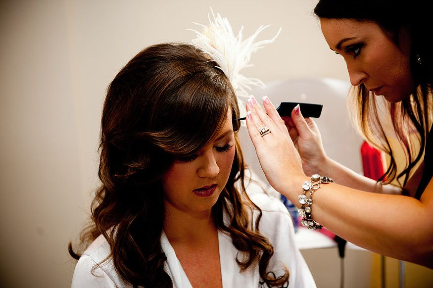 ask the wedding professional amber bosarge lord professional hairstylist