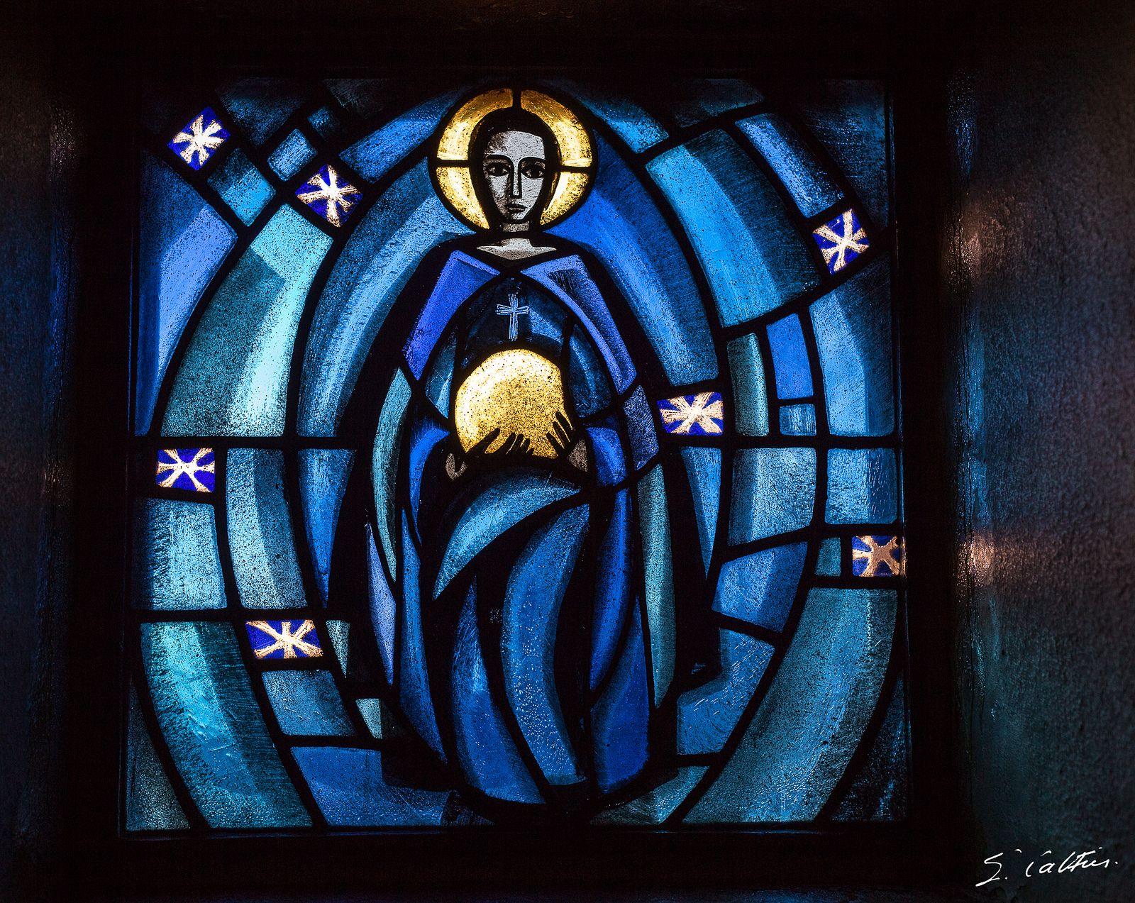 Church of Reconciliation - Communauté des Frères de Taizé - Brothers Community  of Taizé | von Emmanuel Cattier