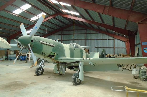 Last Original, Unrestored P-51 Mustang Offered For Sale