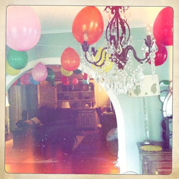 Room Decoration Material for Birthday