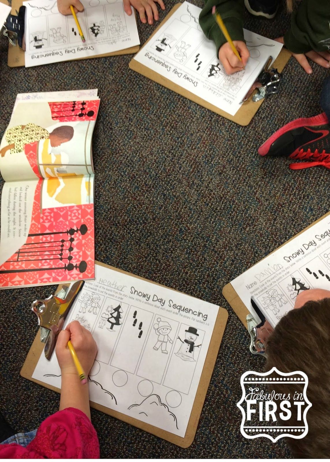 Shared Reading-new way to look at  reading groups, may be better especially with the rigor of common core.
