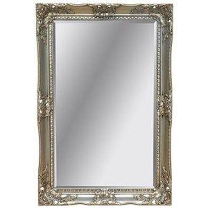 Casa Chic Inner Reflection Shabby Chic Spiegel Silber
