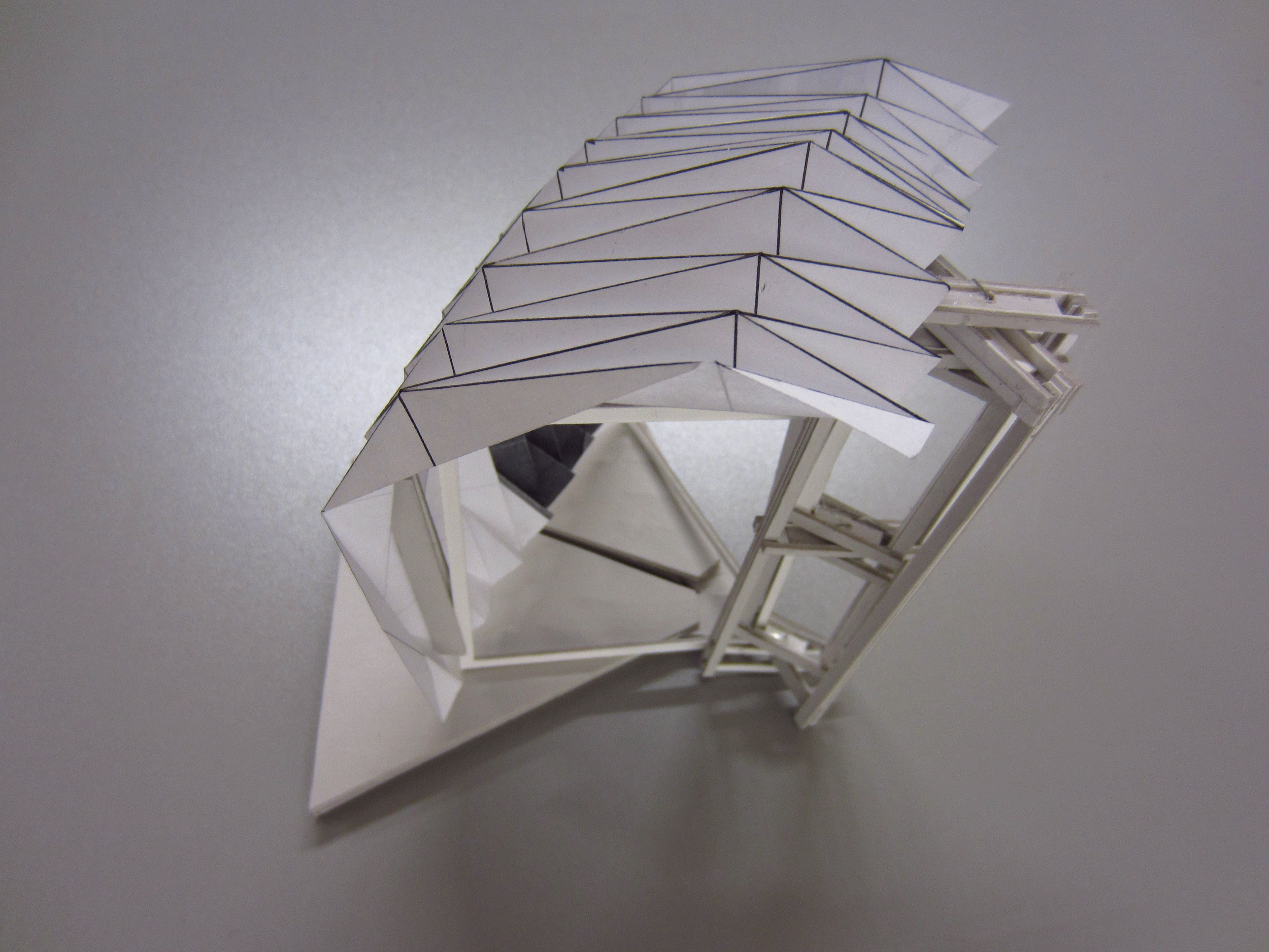 Origami Architecture Design