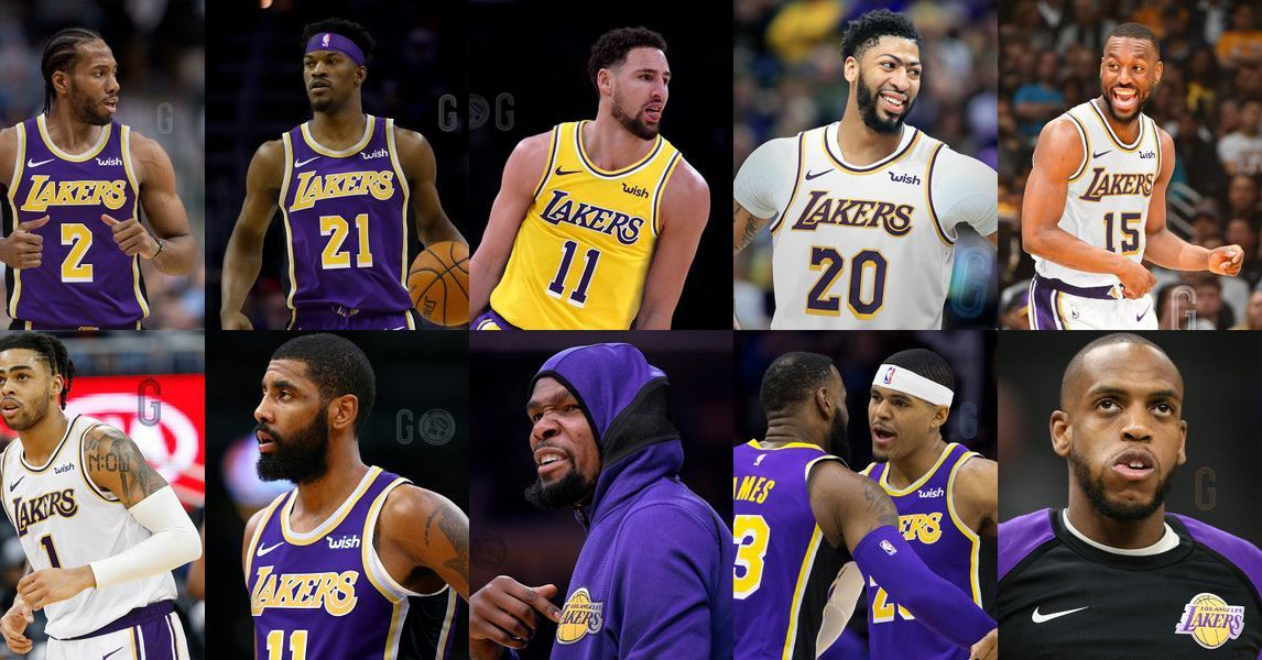 Nba Free Agency Rumors Here S Every Free Agent Connected To The Lakers Silver Screen And Roll Free Agent Nba Lakers