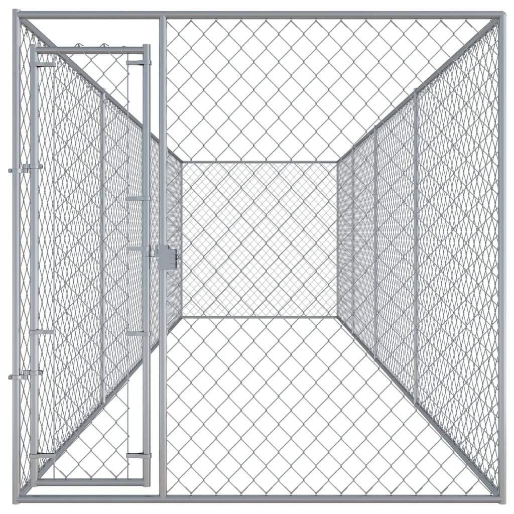Outdoor Dog Kennel 299″x75.6″x72.8″