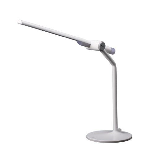 Prism TLC 4300BK Multi Function LED Desk Lamp with Anti Glaring Filter Black