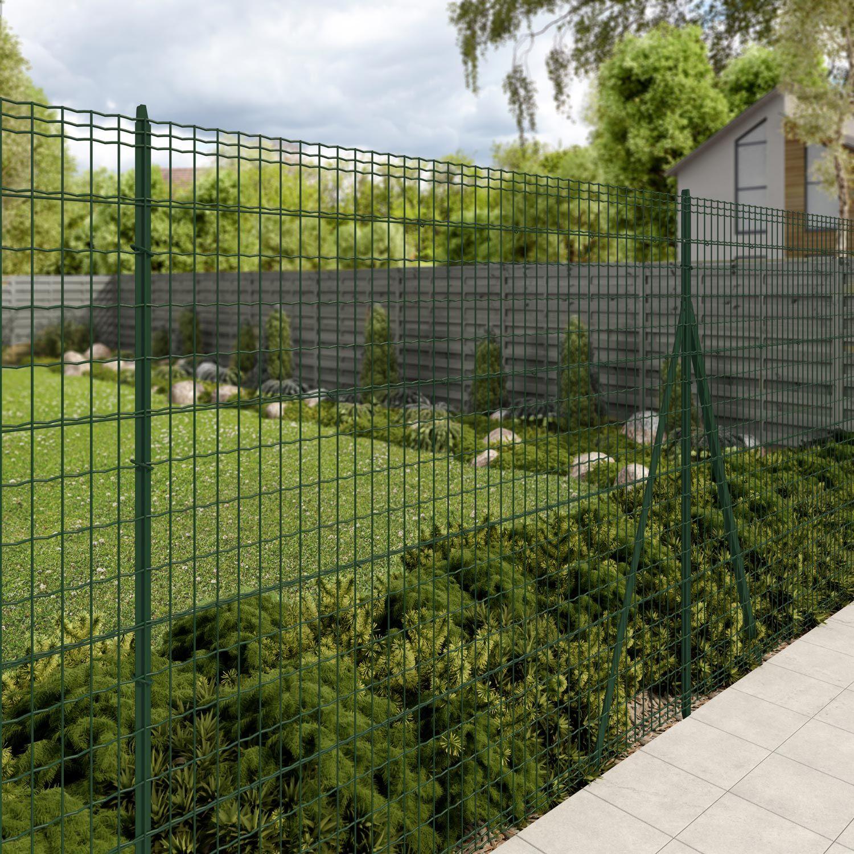 Grillage Rouleau Soude Luxor Nature Vert H 1 8 X L 20m Maille H 100 X L 50 8mm Grillage Rouleau Nature Verte Nature