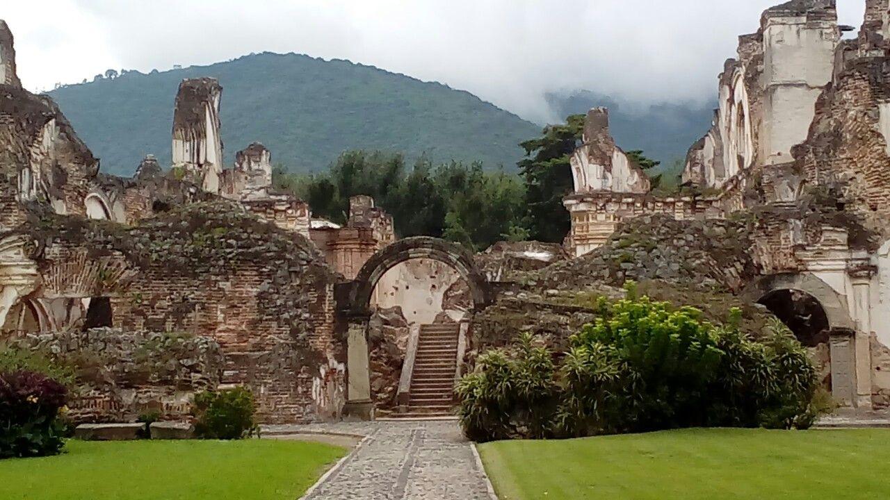 Ruinas de la Recolección