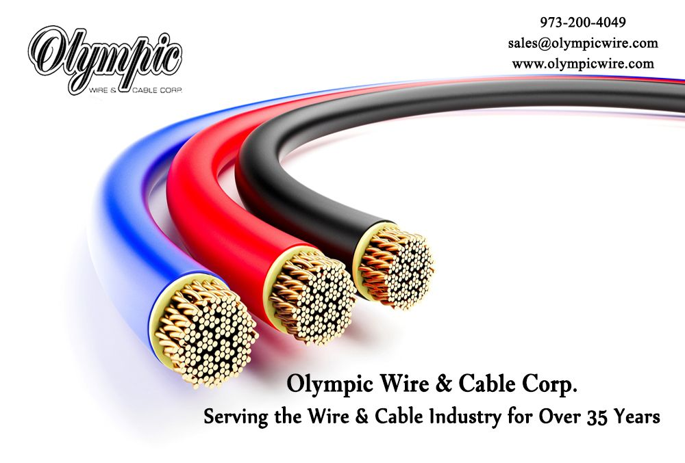 Olympic Wire & Cable Corp. Serving the Wire & Cable Industry for ...
