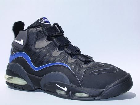 5f39ffb92a Air Max CW, Chris Webber's signature Nike. I had these in 1995, but the Air  Max bag popped after a couple of weeks. Took them back to Foot Locker and  they ...