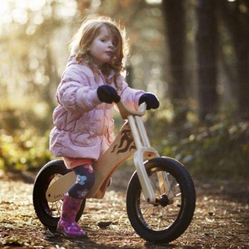FRAJERSKÉ ODRÁŽADLO PRE DETI   Detské odrážadlo EARLY RIDER CLASSIC
