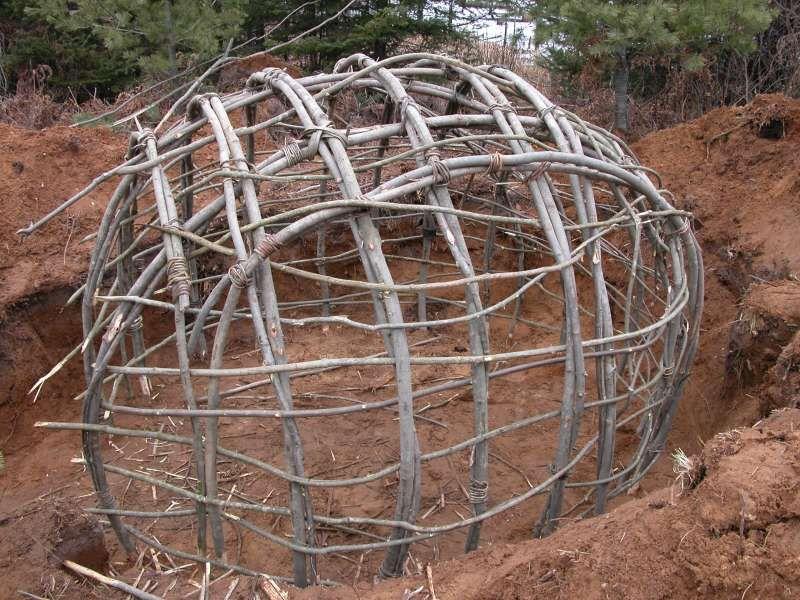 Build Underground Shelter