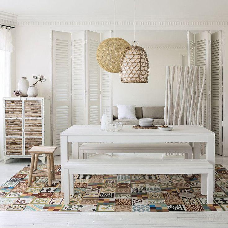 Meubles et d coration de style atlantique bord de mer maisons du monde salle de bain - Deco bord de mer maison du monde ...