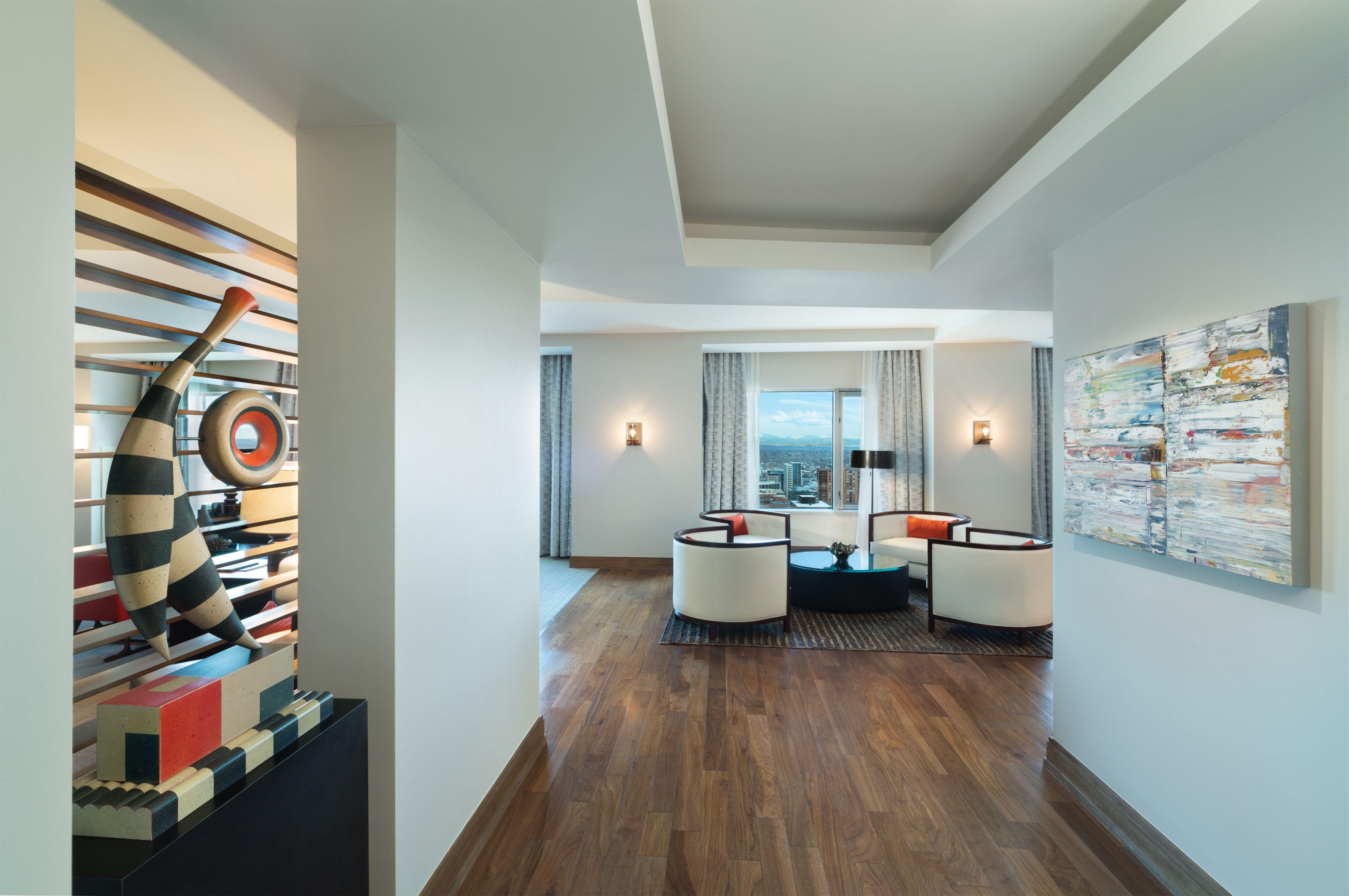 Hyatt S Premier Monarch Suite Hyatt Regency Denver Has Just