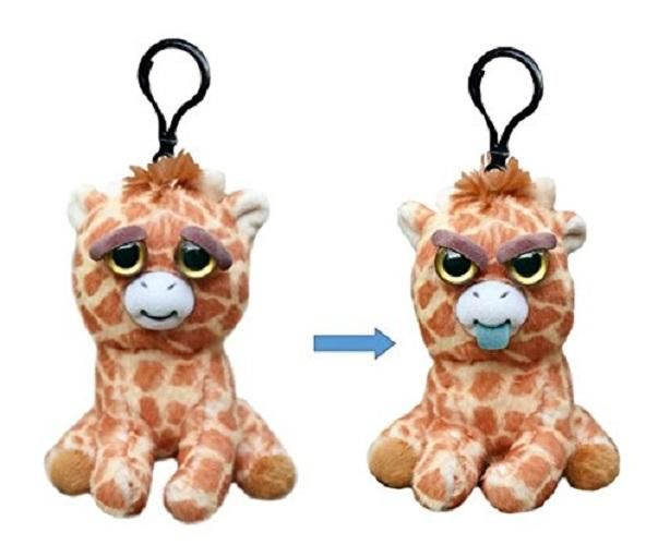 Feisty Pets Mini Scrappy Savannah Giraffe Sticks her