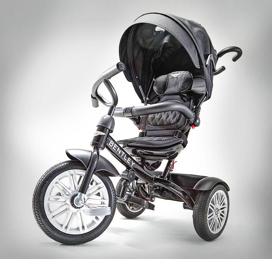 Bentley 6in1 Baby Stroller and Tricycle Combo