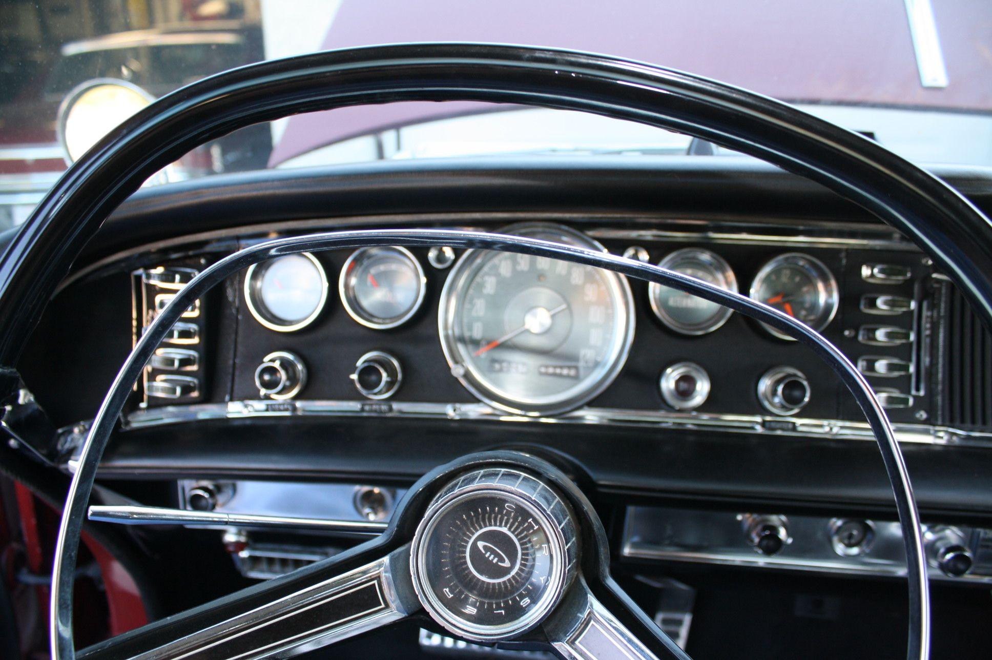 1956 chrysler imperial interior images - 1964 Chrysler Interior 1964 Chrysler 300 Sport