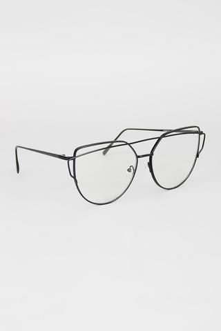 double brow wire frame glasses - Wire Frame Glasses