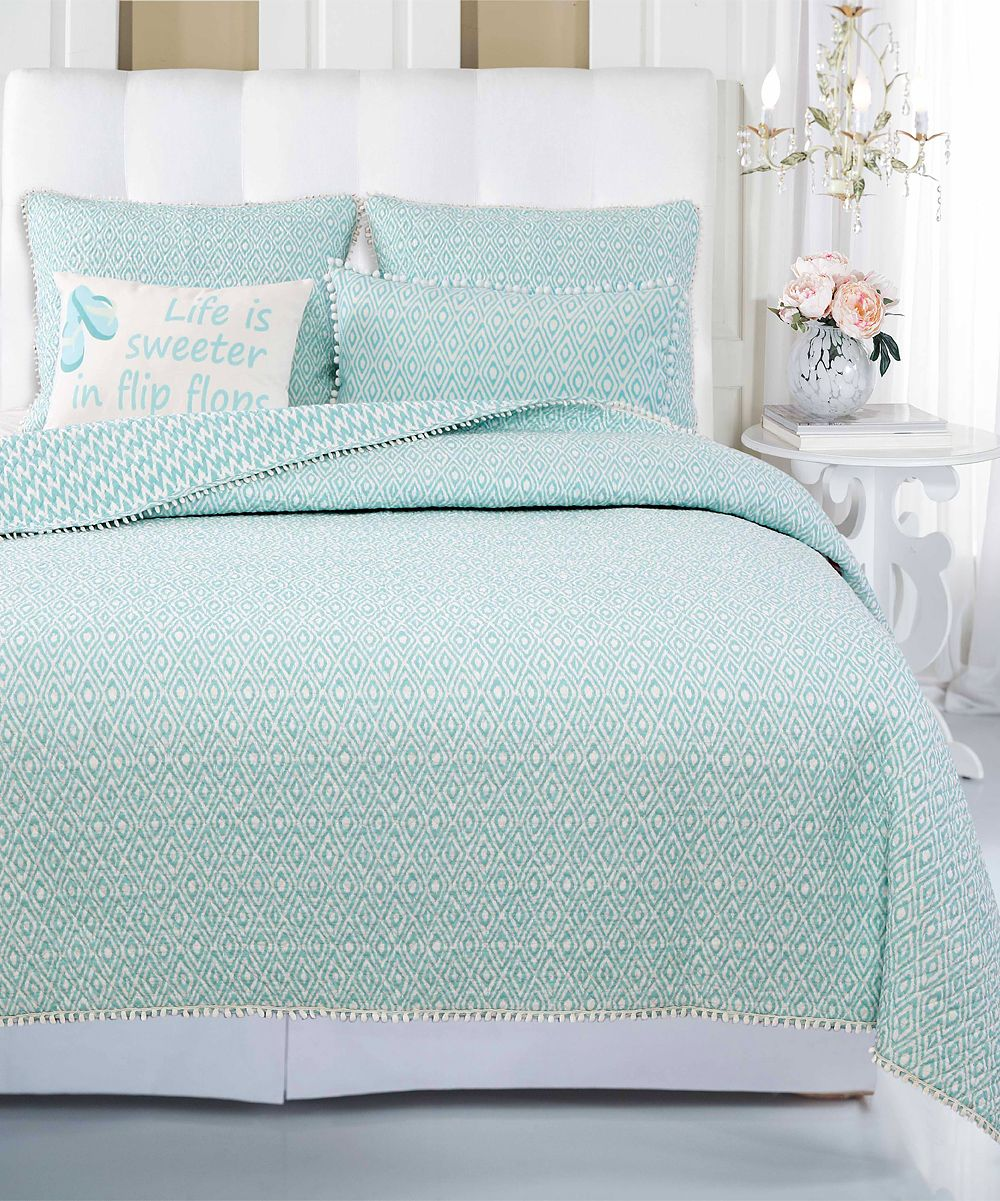 ivy hill home bedding Carib Quilt Set Quilt sets, Home