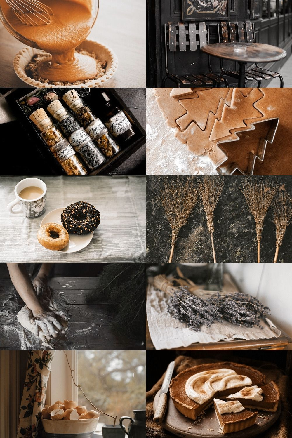 """ Bakery Witch Aesthetic """