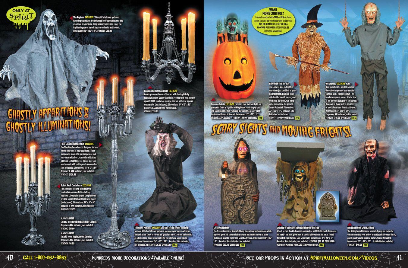 40 41 In Halloween 2012 From Spirit Halloween Halloween