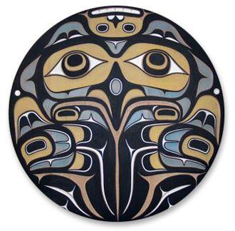 Native American Owl ~ Animal Guides #art