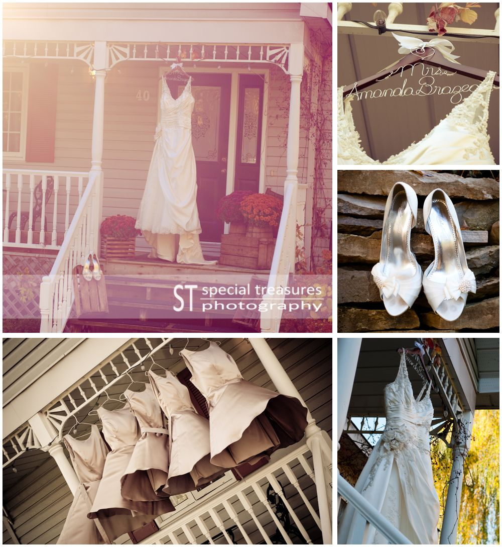 Rustic Elegance for an Ottawa Valley Wedding at Strathmere ...